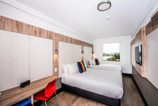 Mascot, Australia: Superior Triple room