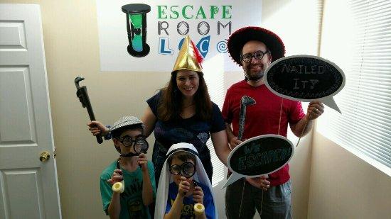 Leesburg, VA: Escape Room LoCo