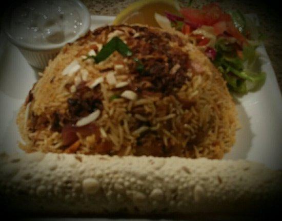 Bethesda, MD: Himalayan Heritage Restaurant