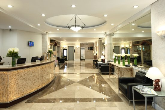 Lotus Garden Hotel: Lobby/Reception