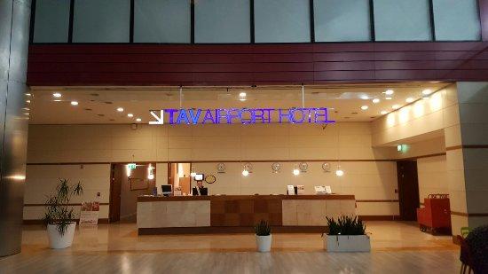 TAV Airport Hotel: 20160923_050516_large.jpg