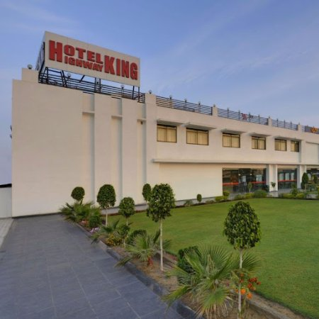 Behror, Индия: Hotel Highway King, Neemrana