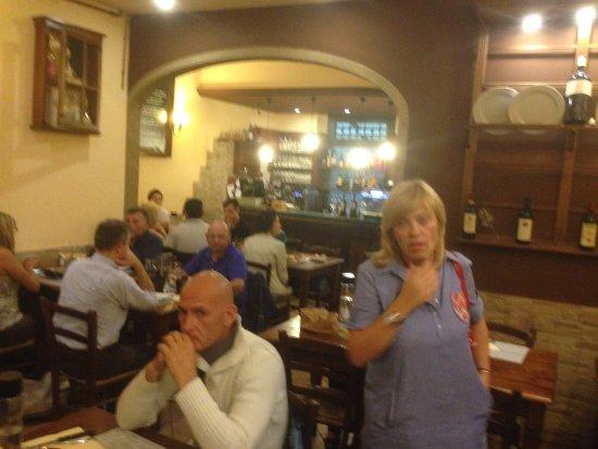 Scandicci, Italia: Обеденный зал