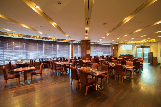 Novotel Ambassador Daegu: Square Restaurant 8th Floor