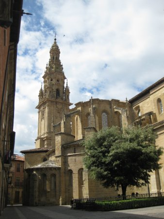 Azofra, Hiszpania: Cathedral of Santo Domingo de la Calzada