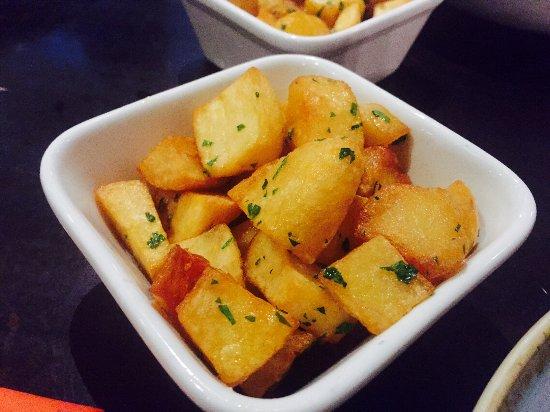Bridgend, Irland: Chips.