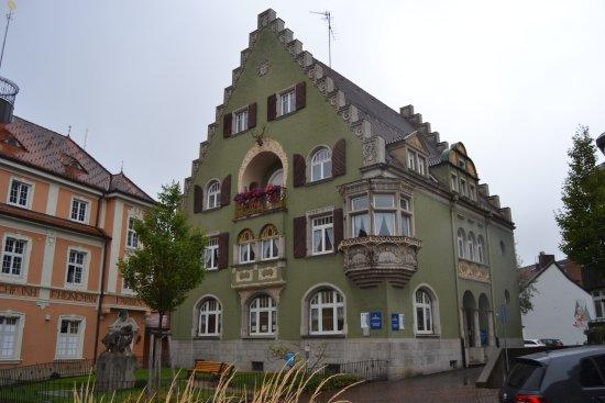 Waldblick Hotel: Le Centre Ville