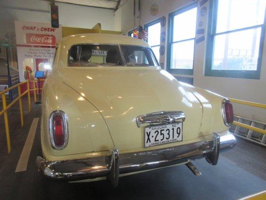Car, Arizona Route 66 Museum, Kingman, AZ