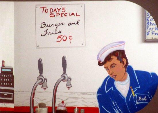 Diner, Arizona Route 66 Museum, Kingman, AZ