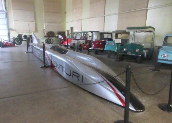 Speeding Towards the Future, Arizona Route 66 Museum, Kingman, AZ