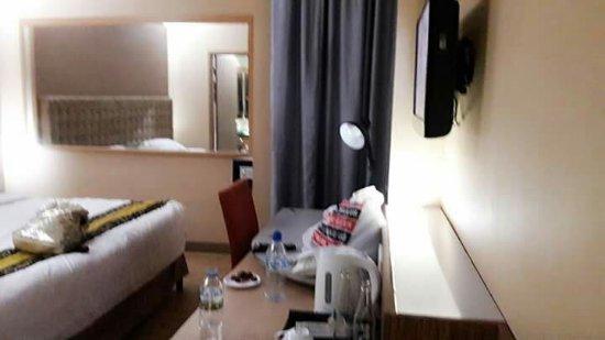 โรงแรมริวาวิแฟชั่น: Kamar di nomor 110