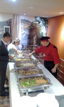 Zrenjanin, Serbie : Rene & Sensa Restaurant & Cafe