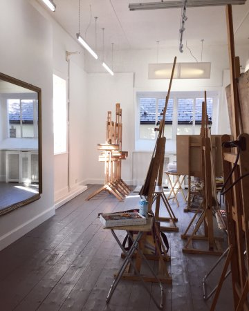 Wicklow, Irlandia: Schoolhouse for Art studio