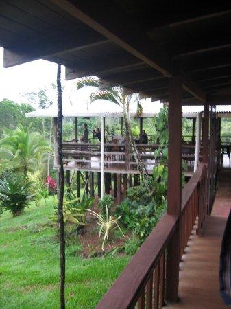 Bilde fra Boca Tapada
