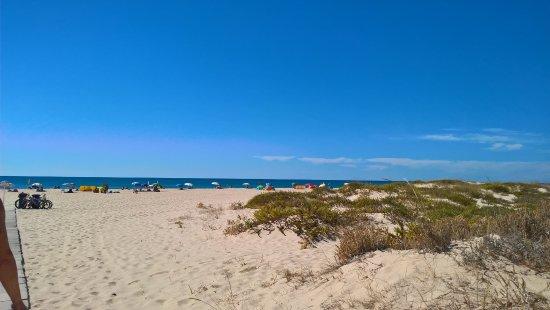 Altura, Πορτογαλία: Strand