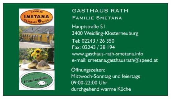 Klosterneuburg, Österrike: Visitenkarte