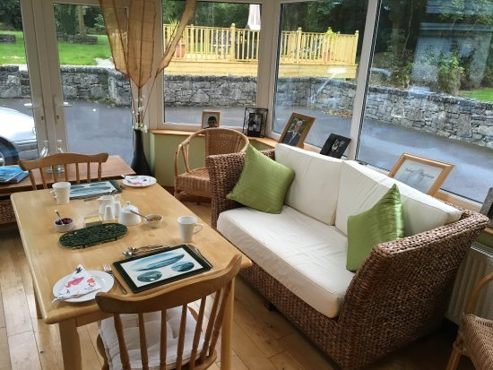 Oughterard, Irlandia: Pete déjeuner