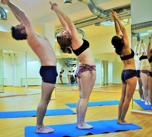 Bikram Yoga Belgrade