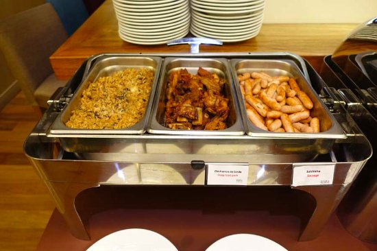 Miraculous Breakfast Buffet Hot Dishes Picture Of Four Points By Home Interior And Landscaping Eliaenasavecom