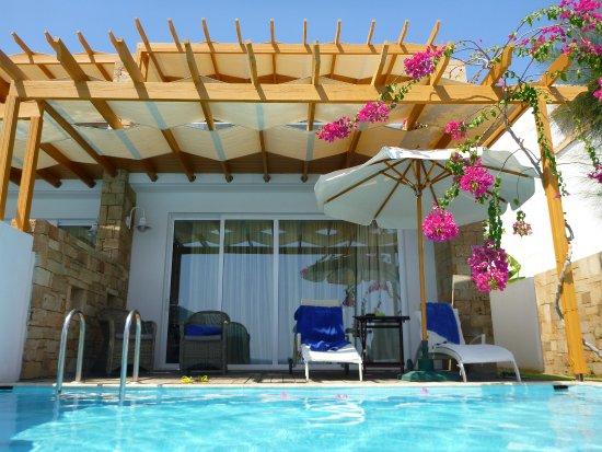 Лахания, Греция: Room from pool