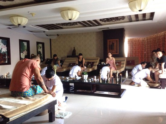 Phan Thiet, Vietnam: Golden Lotus Spa