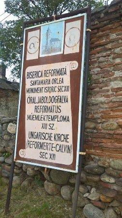 Reformed Church - Calvin of Santamaria Orlea
