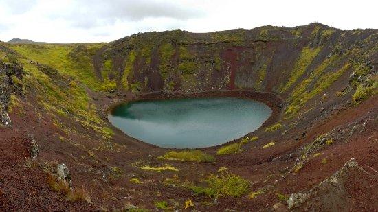Selfoss, Islanda: Kerid