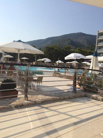 Bluesun Hotel Elaphusa: Pool