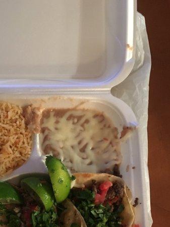Oakland Park, FL: Taco dinner