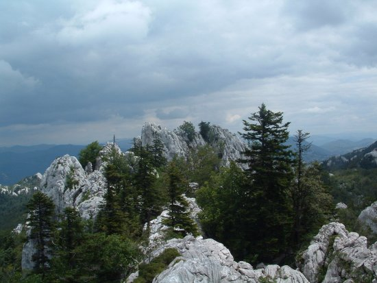 Gospic, Hırvatistan: Beautiful nature