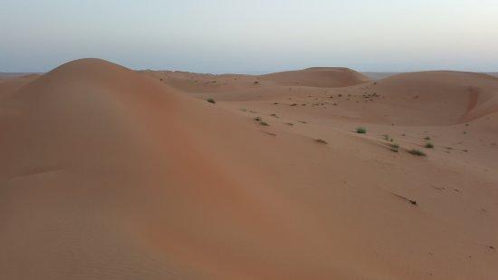 Wahiba Sands : Hiking