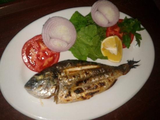 Buhara Ocakbasi Restaurant: levrek