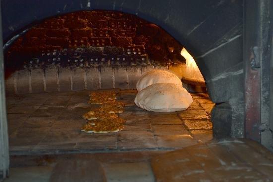 Buhara Ocakbasi Restaurant: fırın