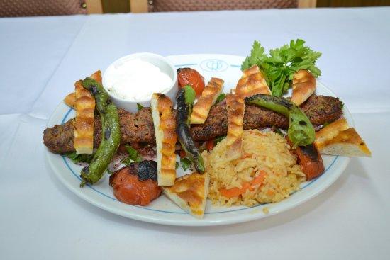 Buhara Ocakbasi Restaurant: beyti