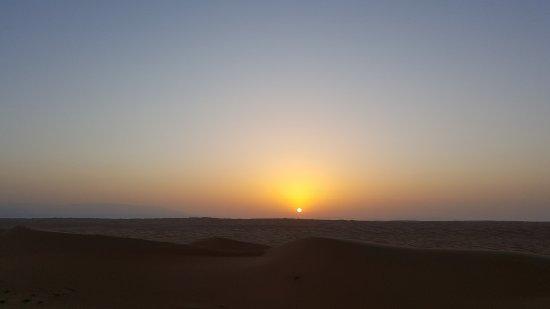 Wahiba Sands : Sunrise