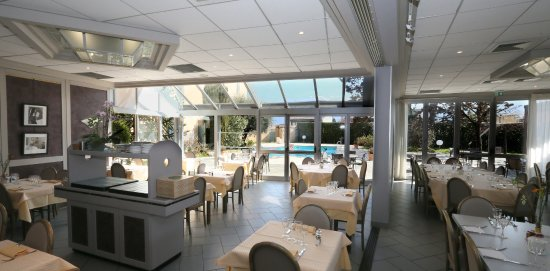 Echirolles, France : Restaurant