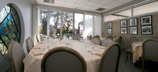 Echirolles, Francia: Restaurant