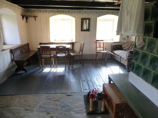 woonkamer - Bild von Freilichtmuseum Seiffen, Seiffen - TripAdvisor
