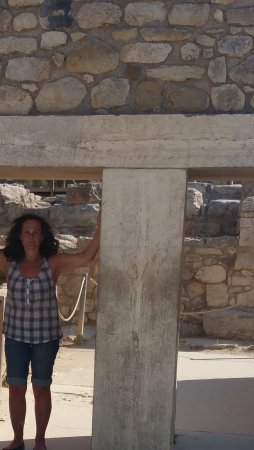 Knossos Archaeological Site照片