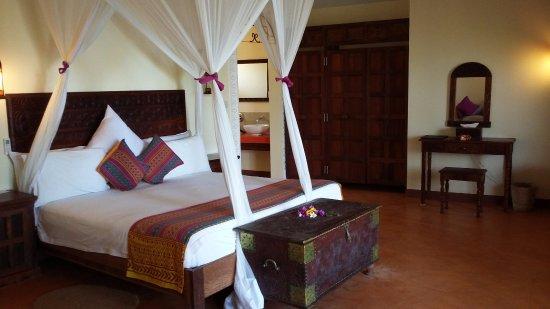 Azanzi Beach Hotel Foto