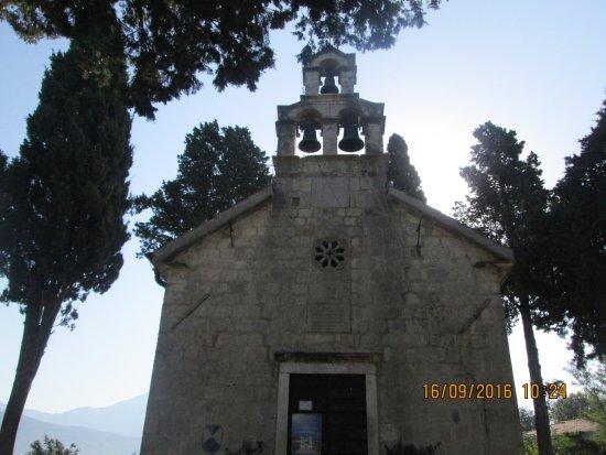 Tivat Municipality, Montenegro: Храм монастыря
