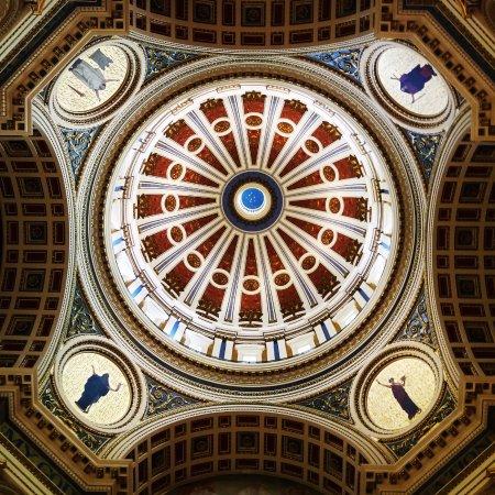 Harrisburg, PA: вид на купол
