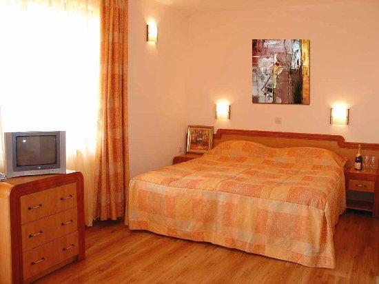 Hotel Saint Nikola: room