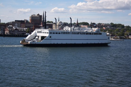 Orient, NY: Cross Sound Ferry