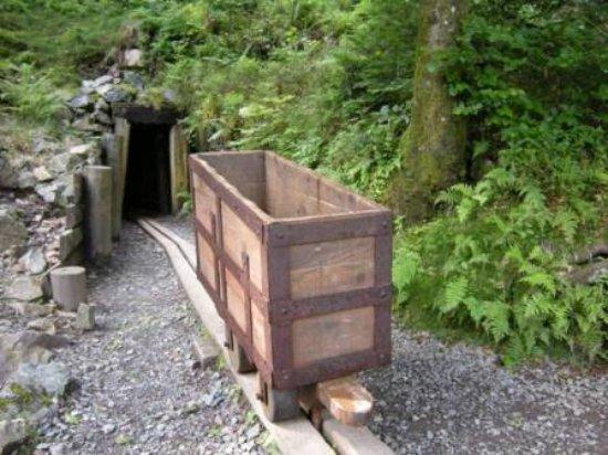 Le Thillot, Франция: Les Hautes-Mynes - La mine St Thomas