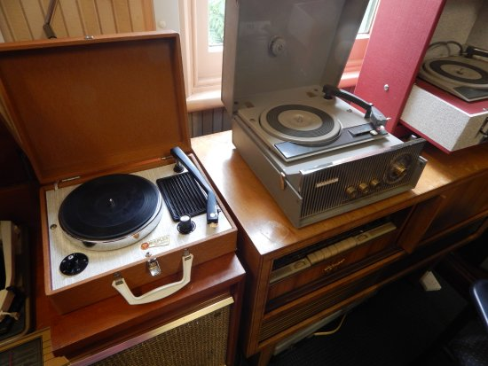 Launceston, Australia: They even have record players!