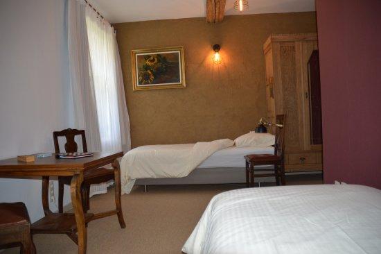 Provincia de Lieja, Bélgica: Room Jérôme