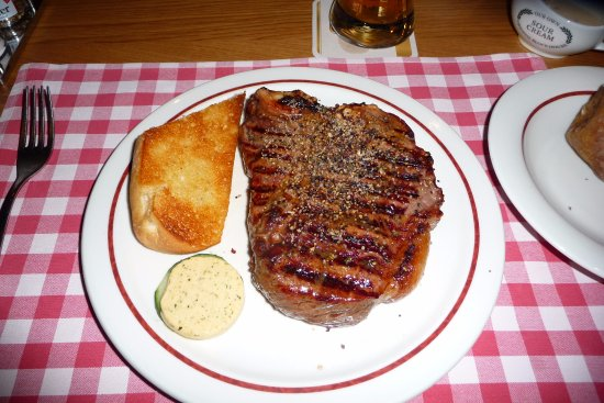 Blockhouse Steak