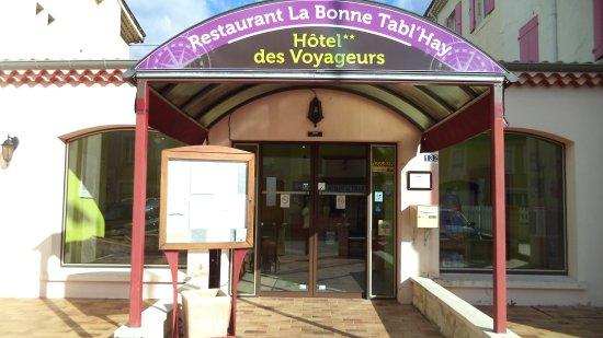 Livron-sur-Drome, Γαλλία: Entrée Principale