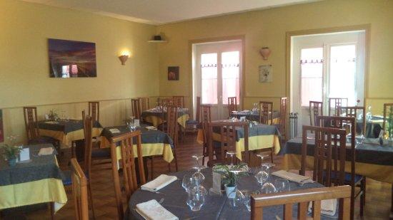 Livron-sur-Drome, Γαλλία: Le restaurant